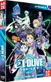 Eldlive - integrale serie - 3 dvd