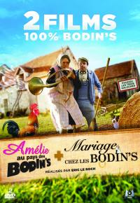 Coffret bodin's film- 2 dvd