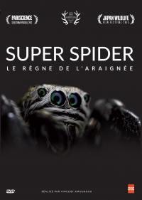 Super spider, le regne de l'araignee  - dvd