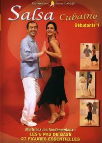 La salsa cubaine niv 1 - dvd
