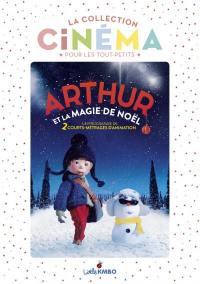 Arthur et la magie de noel - dvd