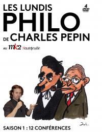 Lundis philo de charles pepin (les) - 4 dvd