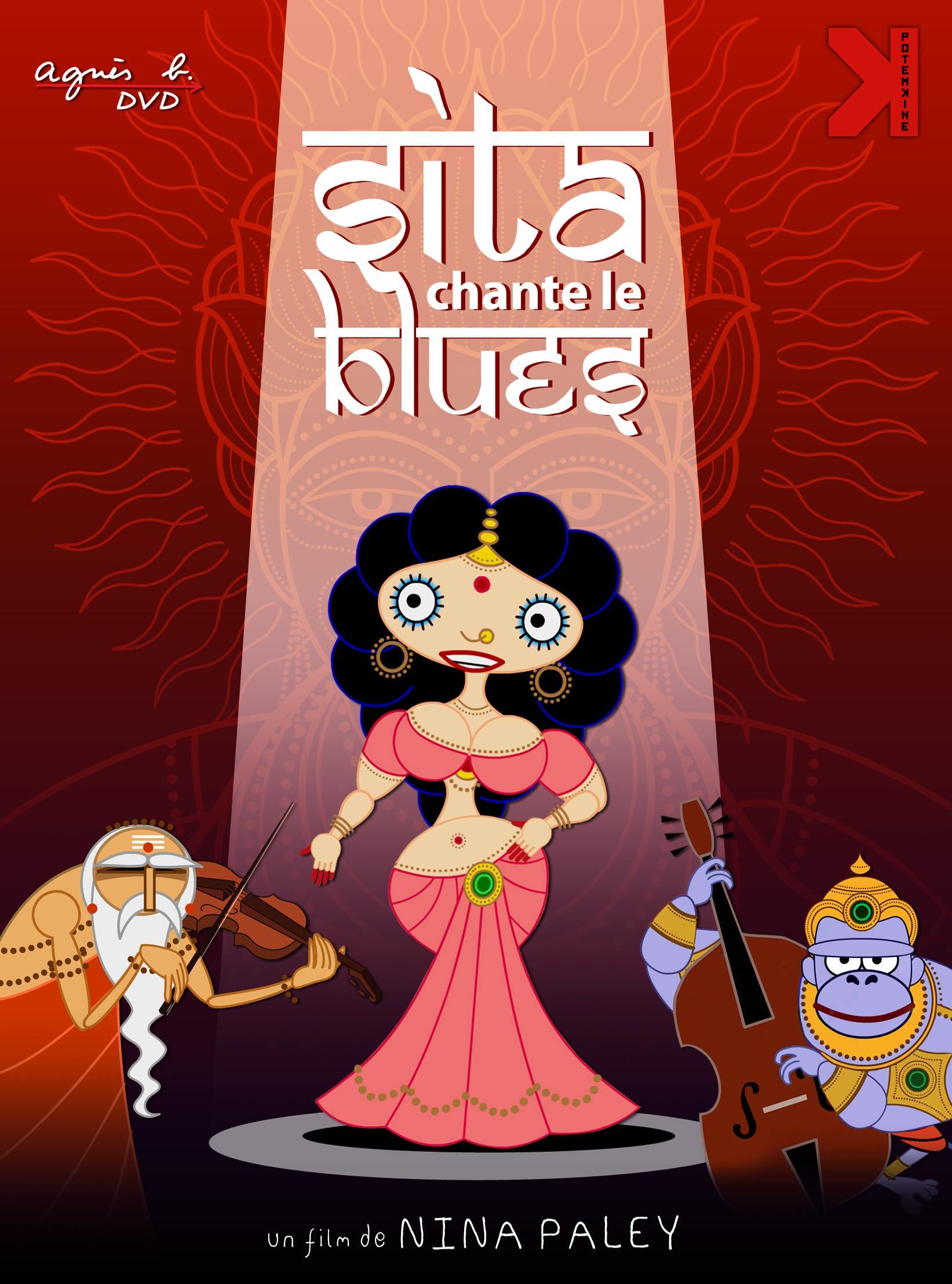 Sita chante le blues - dvd