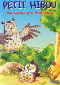 Petit hibou - une surprise pour petit hibou - dvd