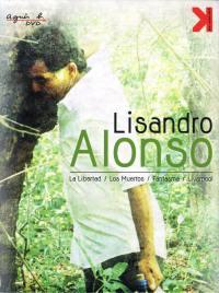 Coffret lisandro alonso - 4dvd