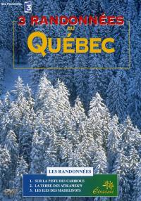 Quebec - dvd  randonnees