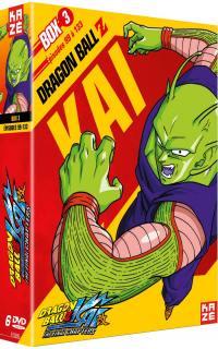 Dragon ball z kai - the final chapters - partie 3 sur 4 - 6 dvd