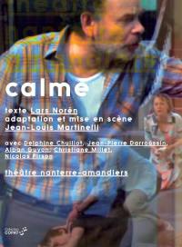 Calme - dvd