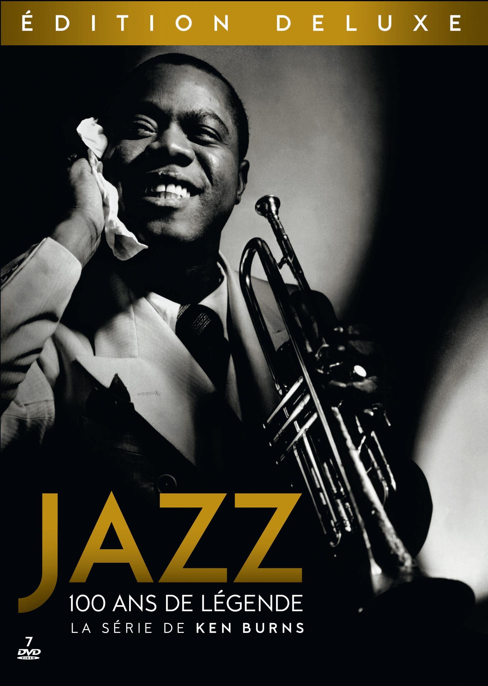 Jazz 100 ans de legende - 7 dvd