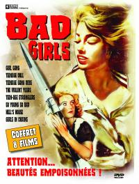 Coffret bad girls - 4 dvd