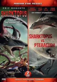 Coffret sharktopus 1 & 2 - 2 dvd