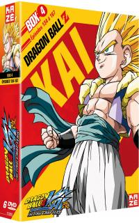 Dragon ball z kai - the final chapters - partie 4 sur 4 - 6 dvd