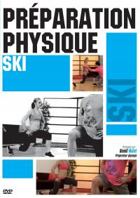 Preparation physique ski - dvd