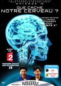 Le voyage fantastique des freres bogdanov : que cache notre cerveau ? - dvd