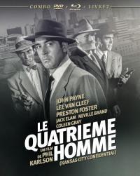 Quatrieme homme - combo dvd + blu-ray