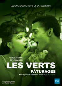 Ina verts paturages - dvd