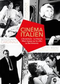 Cinema italien - 4 dvd