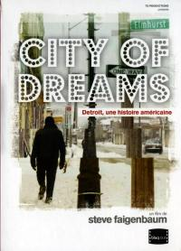 City of dreams, detroit, une histoire americaine - dvd