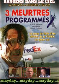 Docu fiction - 3 meurtres programmes - dvd