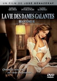 Vie des dames galantes - dvd