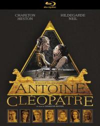Antoine et cleopatre - blu-ray