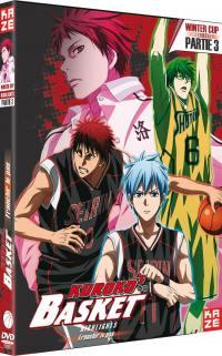 Kuroko's basket - winter cup film 3 - franchir le pas - dvd
