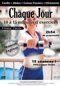 Chaque jour - fitness facile - dvd