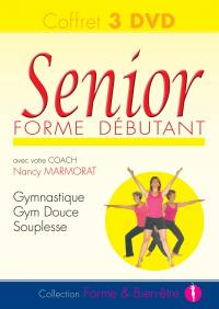 Coffret senior forme-3dvd