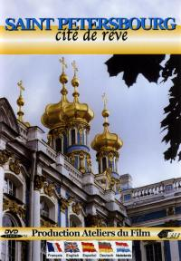 Saint petersbourg - dvd  cite de reve