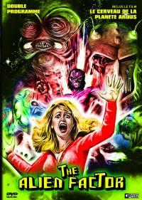 Alien factor (the) - dvd