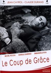 Coup de grace (le) - dvd