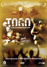 Togo, foot & politique...- dvd  ne font qu'un