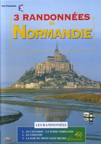Normandie - dvd  randonnees