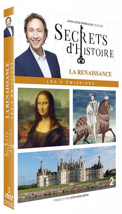 Secrets d'histoire special renaissance - 3 dvd