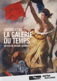 Louvre lens, la galerie du temps - dvd
