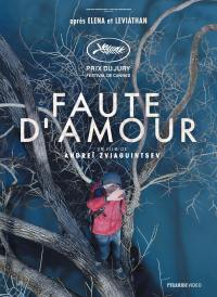 Faute d'amour - dvd