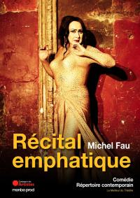 Recital emphatique - dvd