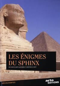 Enigmes du sphinx - dvdarcheologie