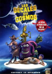 Les decales du cosmos vol 1 - 4 dvd
