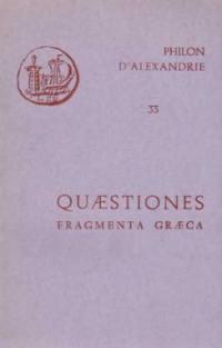 Quaestiones et solutiones in Genesim et in Exodum