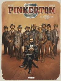 Pinkerton. Volume 4, Dossier Allan Pinkerton