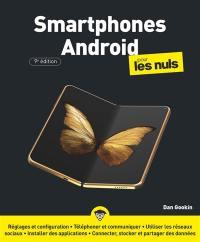Smartphones Android pour les nuls