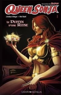 Une aventure de Red Sonja, Queen Sonja