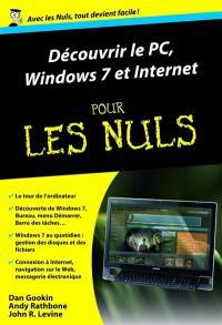 Découvrir le PC, Windows 7 & Internet pour les nuls