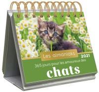 365 jours pour les amoureux des chats