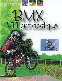 BMX VTT acrobatique