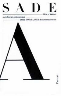 Aline et Valcour. Volume 2, Lettres XXXVI à LXXII