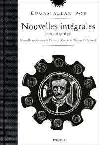 Nouvelles intégrales. Volume 1, 1831-1839
