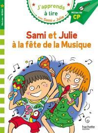 Sami et Julie à la fête de la musique
