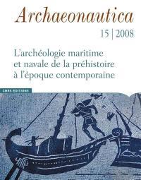 Archaeonautica. n° 15,